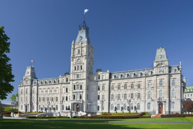 Top 20 things to do in Quebec City: Parliament Building
