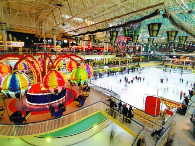 Top 20 things to do in Quebec City: Méga Parc