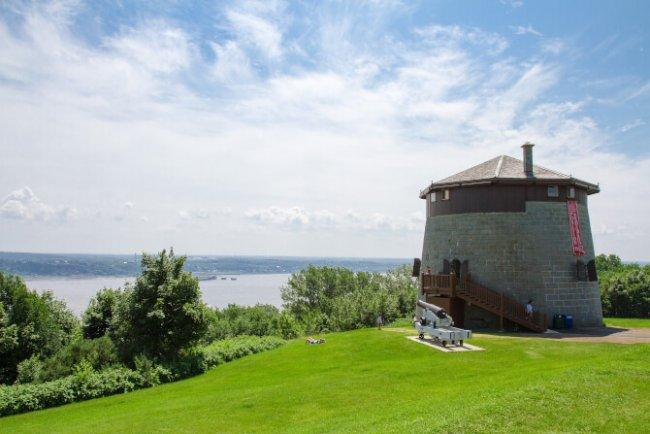Top 20 things to do in Quebec City: Battlefields Park