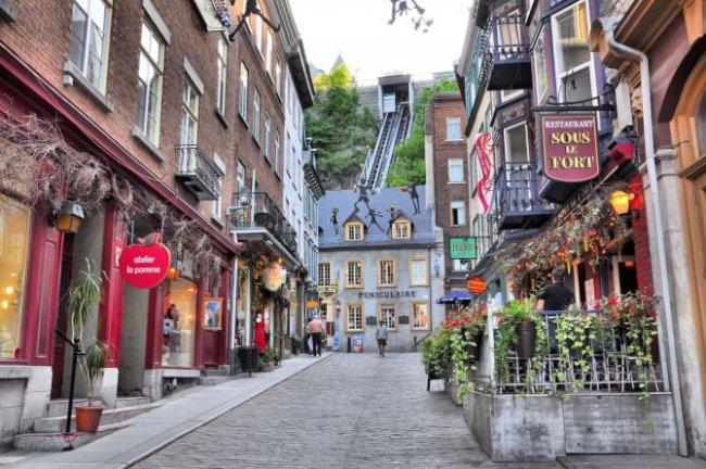 Top 20 things to do in Quebec City: Petit Champlain