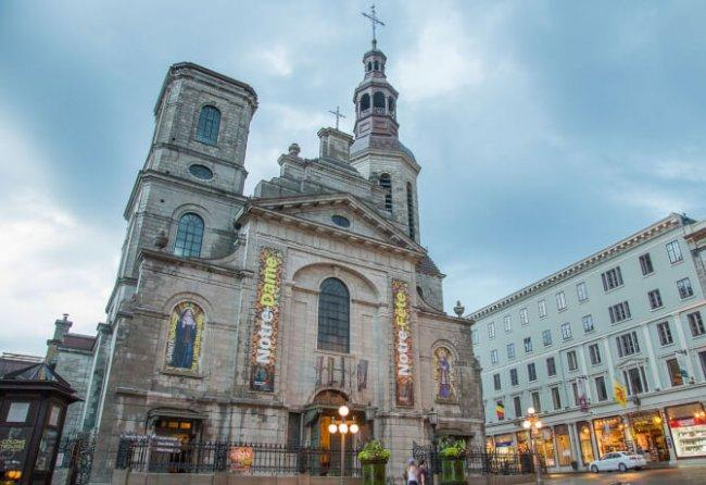 Top 20 things to do in Quebec City: Cathedral-Basilica of Notre-Dame de Québec