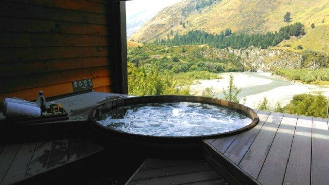 Top 20 things to do in Queenstown: Onsen Hot Pools