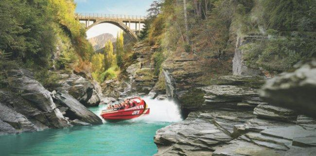Top 20 things to do in Queenstown: Shotover Jet