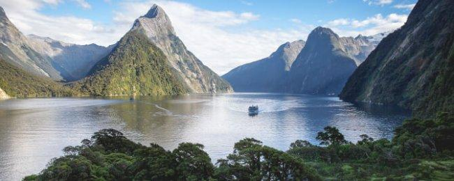 Top 20 things to do in Queenstown: Milford Sound