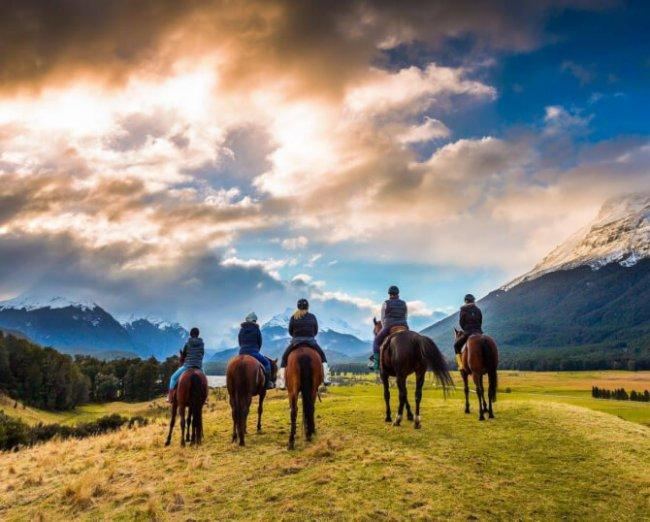 Top 20 things to do in Queenstown: Horse riding