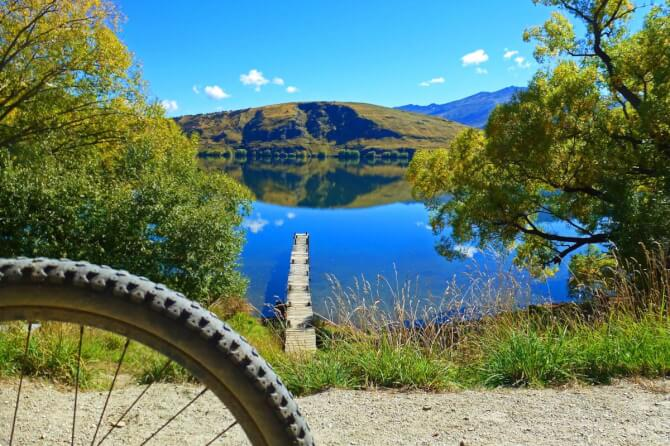 Top 20 things to do in Queenstown: Queenstown Trail