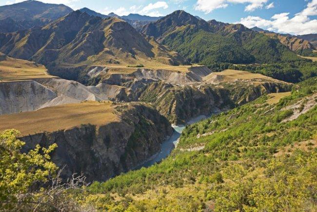 Top 20 things to do in Queenstown: Skippers Canyon