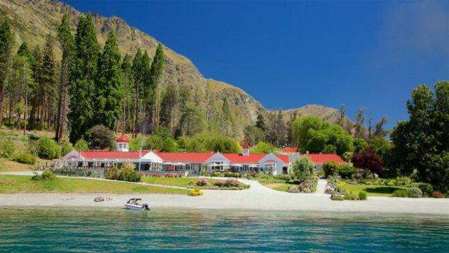 Top 20 things to do in Queenstown: Walter Peak High Country Farm