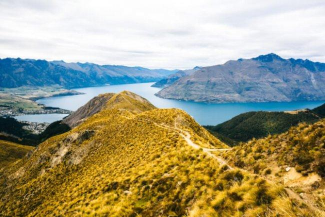 Top 20 things to do in Queenstown: Ben Lomond Track