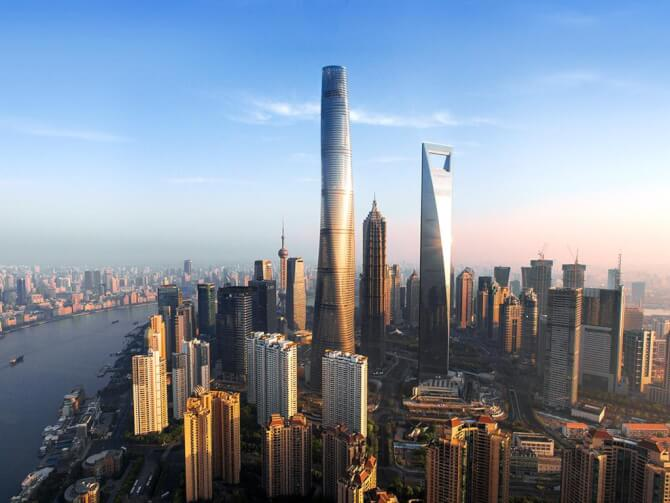 Top 20 things to do in Shanghai: Shanghai Tower