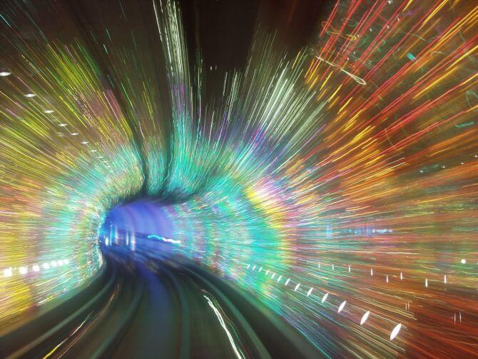 Top 20 things to do in Shanghai: Bund Sightseeing Tunnel