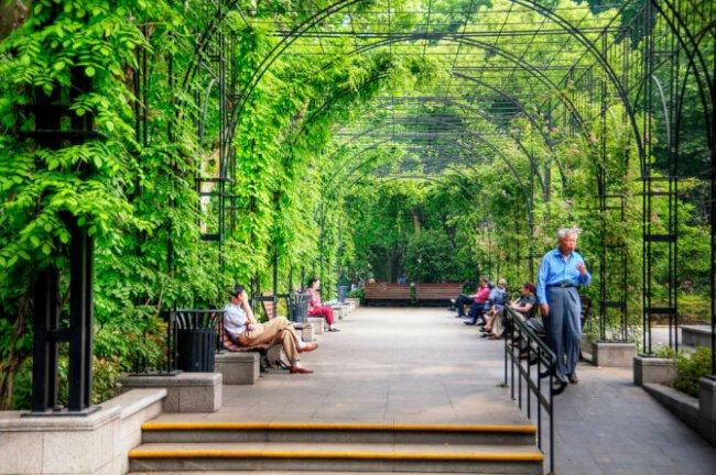 Top 20 things to do in Shanghai: Fuxing Park