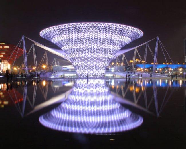 Top 20 things to do in Shanghai: Expo Axis
