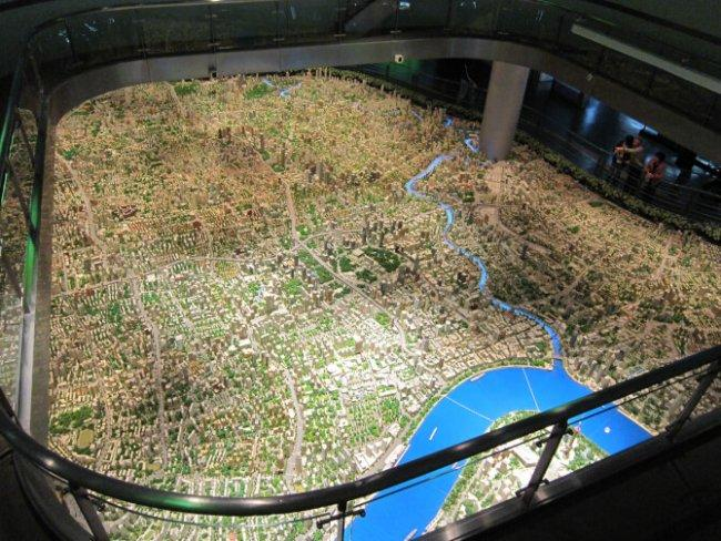 Top 20 things to do in Shanghai: Scale Model of Shanghai