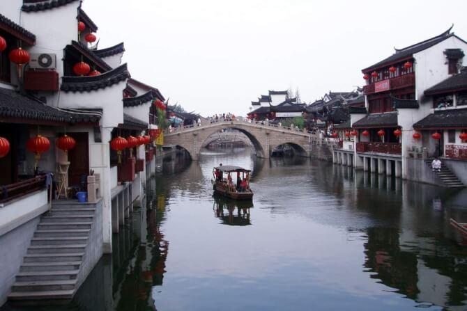 Top 20 things to do in Shanghai: Zhujiajiao