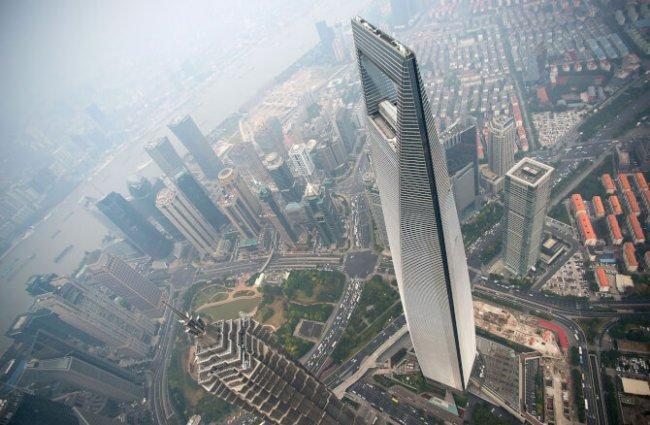 Top 20 things to do in Shanghai: Shanghai World Financial Center