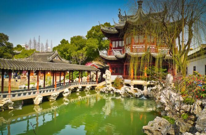 Top 20 things to do in Shanghai: Yuyuan Garden