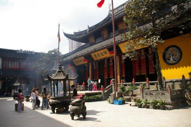 Top 20 things to do in Shanghai: Jade Buddha Temple