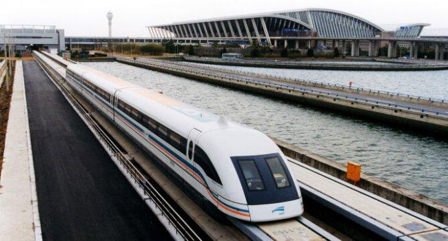 Top 20 things to do in Shanghai: Shanghai Maglev