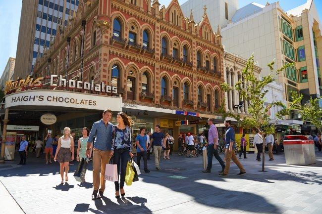 Top 20 things to do in Adelaide: Rundle Mall
