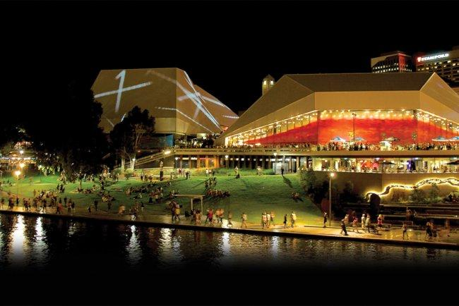 Top 20 things to do in Adelaide: Adelaide Festival Centre