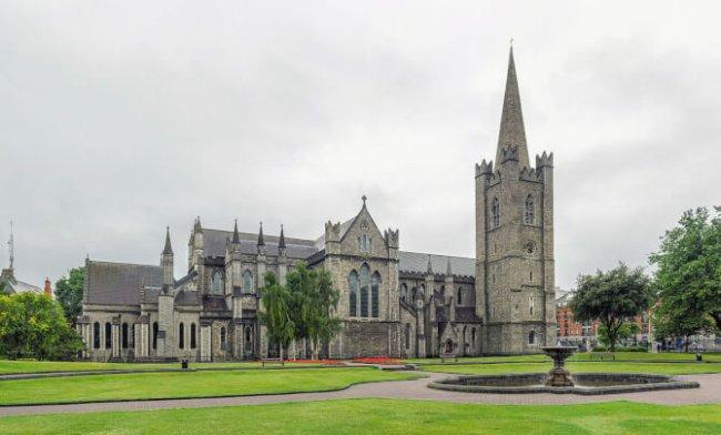Top 20 things to do in Dublin: St. Patrick's Cathedral