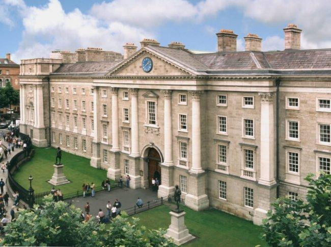 Top 20 things to do in Dublin: Trinity College