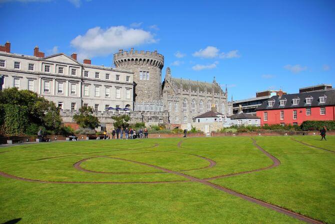 Top 20 things to do in Dublin: Dublin Castle