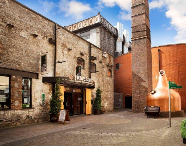 Top 20 things to do in Dublin: Old Jameson Distillery