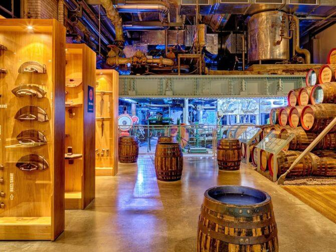 Top 20 things to do in Dublin: Guinness Storehouse