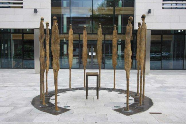 Top 20 things to do in Dublin: The Proclamation Sculpture