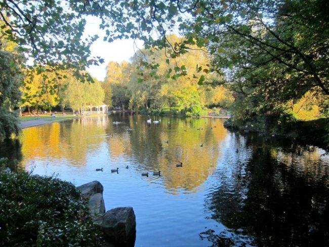 Top 20 things to do in Dublin: St. Stephen's Green