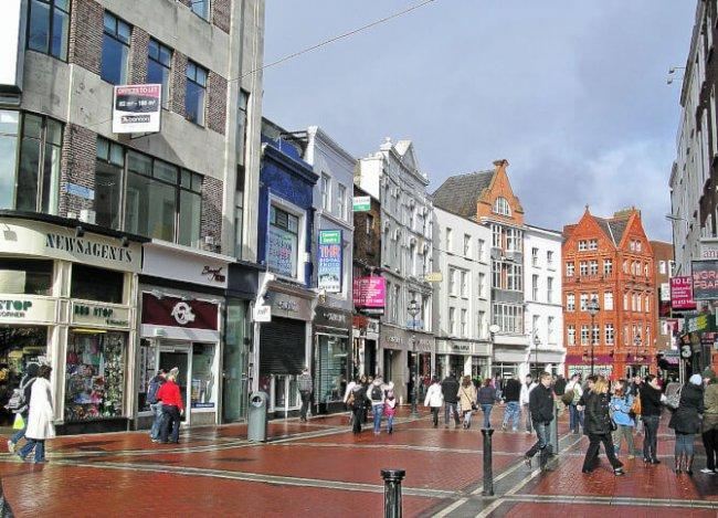 Top 20 things to do in Dublin: Grafton Street