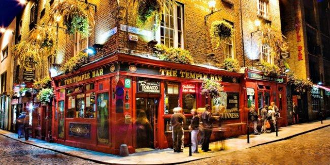 Top 20 things to do in Dublin: Temple Bar