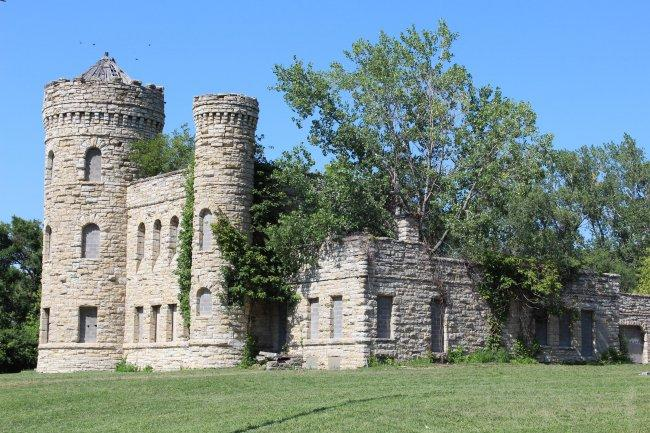 Top 20 things to do in Kansas City: City workhouse castle