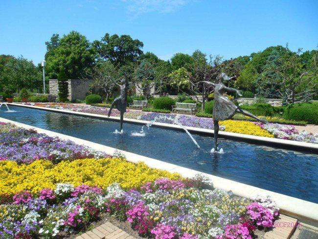 Top 20 things to do in Kansas City: Ewing and Muriel Kauffman Memorial Garden