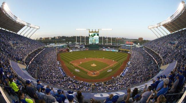 Top 20 things to do in Kansas City: Kauffman Stadium