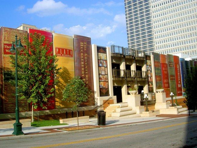 Top 20 things to do in Kansas City: Kansas City Public Library