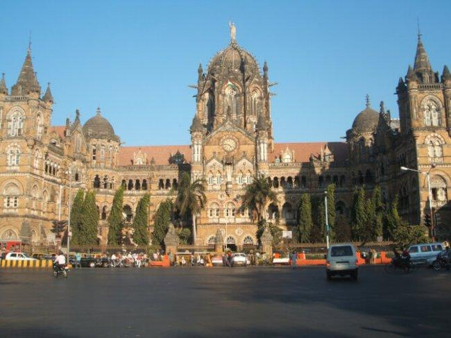 Top 20 things to do in Mumbai: Chhatrapati Shivaji Terminus