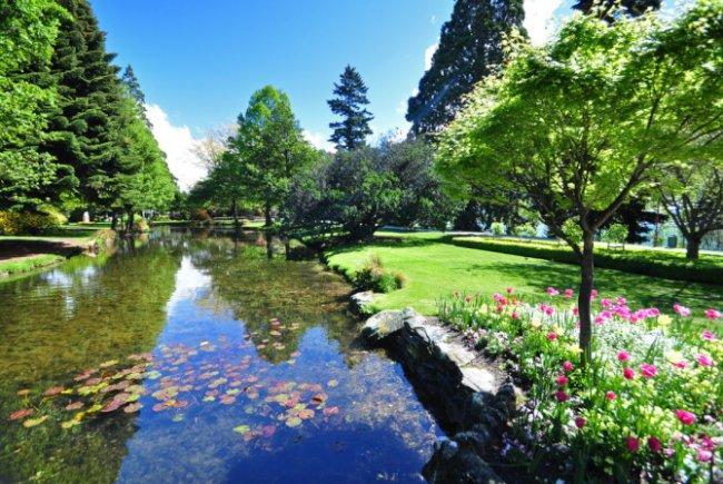Top 20 things to do in Queenstown: Queenstown Gardens