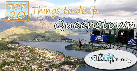 Top 20 things to do in Queenstown