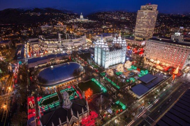 Top 20 things to do in Salt Lake City: Temple Square
