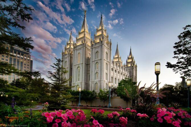 Top 20 things to do in Salt Lake City: Salt Lake Temple