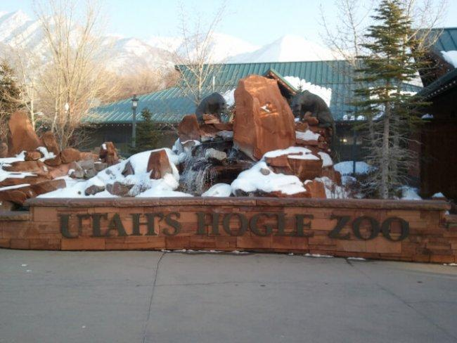 Top 20 things to do in Salt Lake City: Hogle Zoo