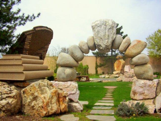 Top 20 things to do in Salt Lake City: Gilgal Sculpture Garden