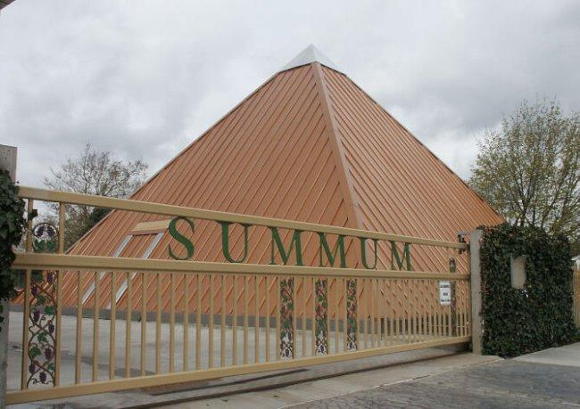 Top 20 things to do in Salt Lake City: Summum Pyramid