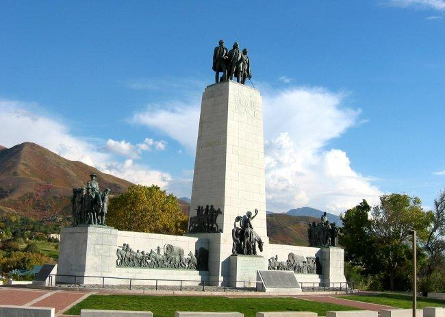 Top 20 things to do in Salt Lake City: This is the Place Monument
