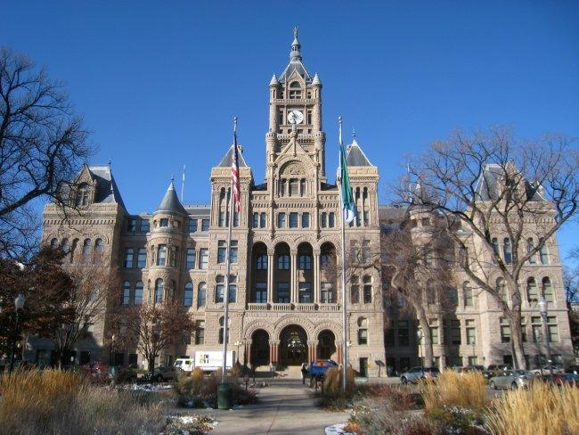 Top 20 things to do in Salt Lake City: Salt Lake City and County Building
