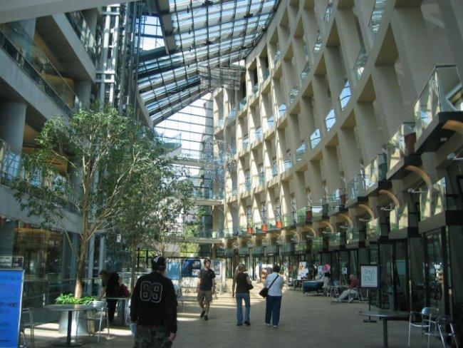 Top 20 things to do in Salt Lake City: Salt Lake City Public Library