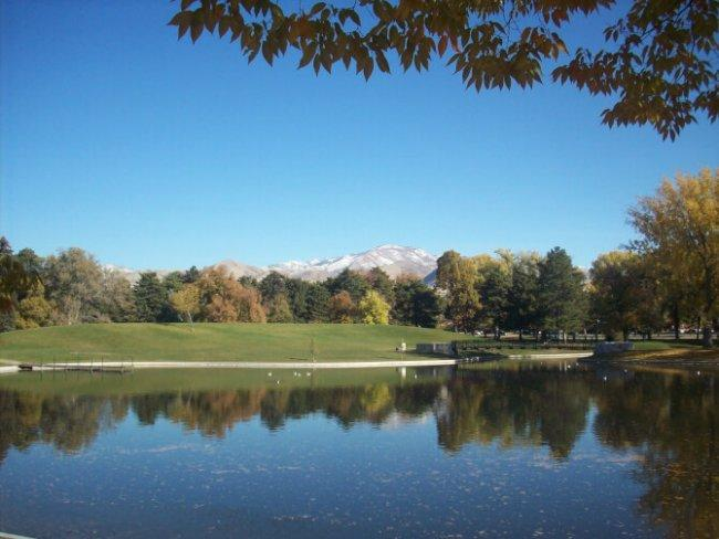 Top 20 things to do in Salt Lake City: Liberty Park